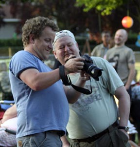 2011 National Night Out photos by LeRoy Goertz