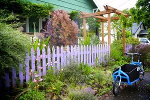 garden tour bike