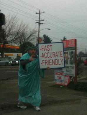 FoPo Statue of Liberty