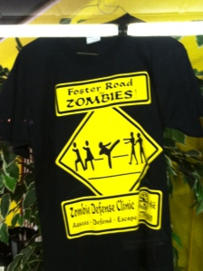 Foster Road Zombies