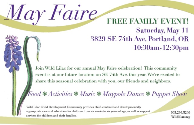 May Faire Flyer 2013
