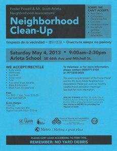 N'hood Cleanup