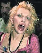 * Note: For effect only. Courtney Love is not the FoPo scammer.