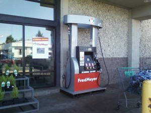 Fred Meyer Gas Station